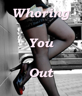sissy audio whoring you out